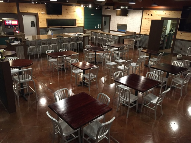 Texadelphia Houston interior