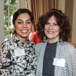 7832 Nicole Katz, left, and Donna Vallone at the Mayor's Literacy Breakfast May 2014