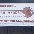 Beer Market Co sign