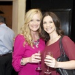 1211 Lisa Meeks, left, and Lindsey Porter at the Passport to the World wine and food event at The Health Museum October 2014