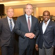 9 Jonathon Glus, from left, Bob Devlin and Alton LaDay at the Neiman Marcus Men's Fall Trend Event September 2014