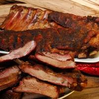 Pizzitola's BBQ barbeue ribs