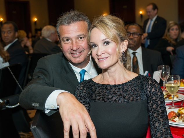 Crime Stoppers Gala John and Wendy Granato