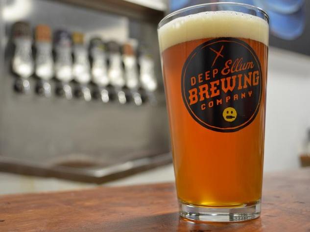 Deep Ellum Brewing Company in Dallas