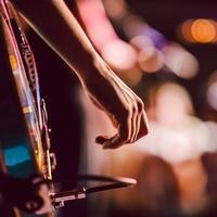 Gary Clark Jr. Antone's show guitar