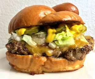 JewBoy Burgers food truck