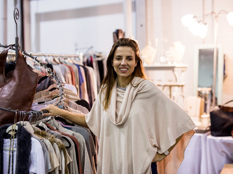 Houston, CultureMap Holiday Pop-Up Shop, November 2017, Fig Tree Accessories, Sarah Austin
