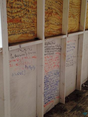 Corazon graffiti