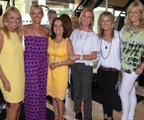 Myrna Schlegel, Kelli Skillman, Shireen Duck, Debbie Tolleson, Karla McKinley, Leslie Vassallo, speedflex grand opening