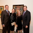 11 Tom and Liz Glanville, from left, and Sharyn and Jim Weaver at the MFAH Georges Braque opening reception February 2014