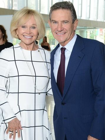 Ambassador Kathryn and Craig Hall, Launchability