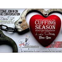 """The Art of Conversation """"Cuffing Season"""" Brunch and Conversation"""