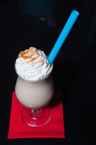 Alamo Drafthouse milkshake
