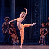 "Houston Ballet presents Stanton Welch's La Bayadère (""The Temple Dancer"")"