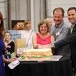 Houston, Kids Meals New Faciity Celebration, May 2015, Sally MacDonald, Cristina Vetrano, J.R. Irvin, Kyle Schuenemann
