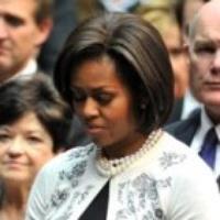 News_Michelle Obama_ Tucson service_Jan 2010