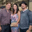Houston, Tastemakers, May 2015, Chris Cusack, Abby and Reed Shilger