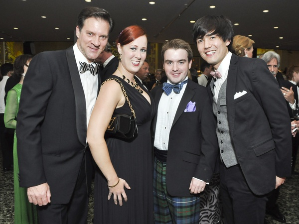 017, MFAH grand gala, October 2012, David La Duca, Amy Tanner, Sam Roberts, Aaron Kaufman