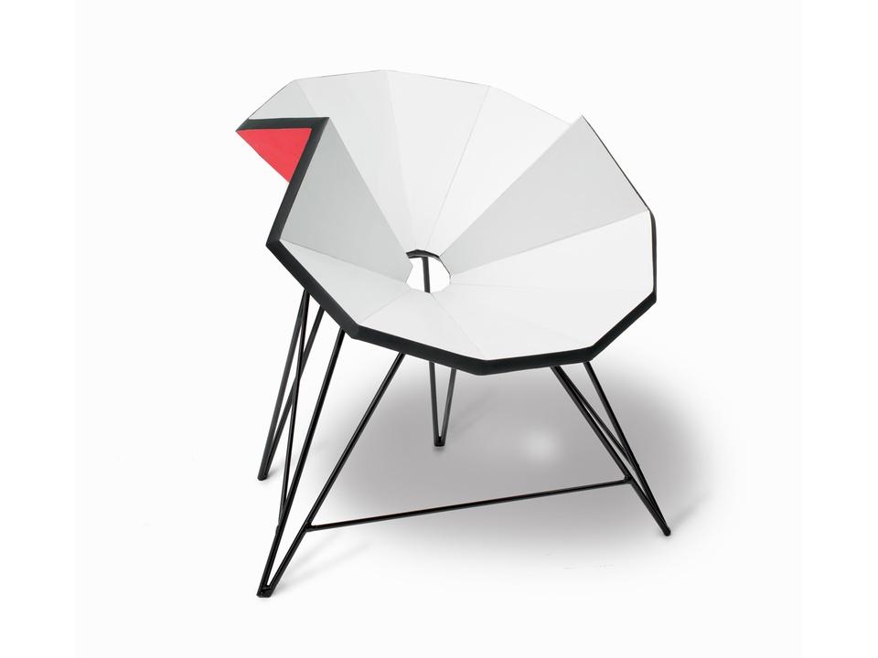 Wilsonart Challenges Student Chair Design Competition September 2014 Satellite by Carrah Kaijser