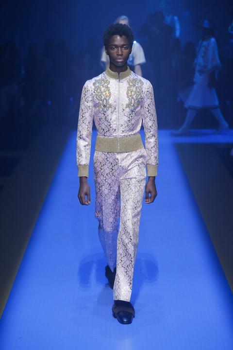 Gucci menswear spring 2018 look 41