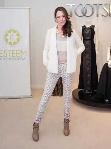 Lisa Petty, Tootsies, ESTEEM fashion show