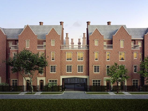 Courtlandt Manor at 411 Lovett Blvd. rendering July 2014 CROPPED