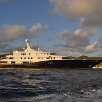 2, St. Barts yacht