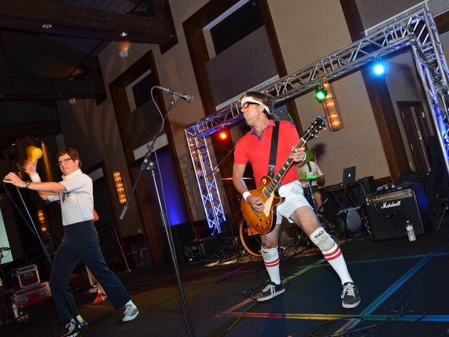 4th Annual Pay it Forward Benefit with Daniel Curtis in Austin The Spazmatics