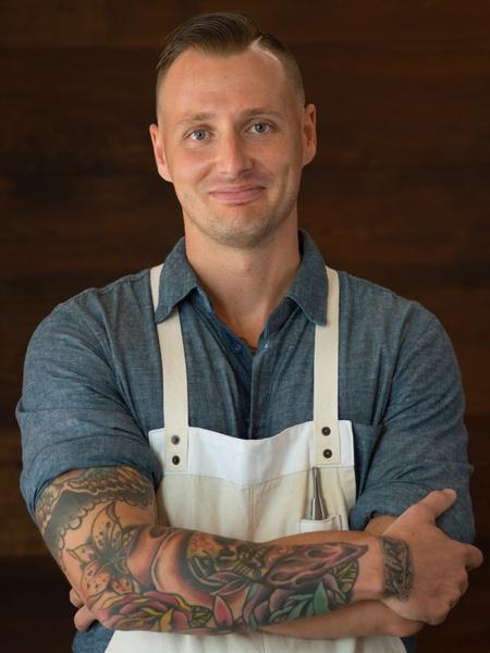 Chef Page Pressley