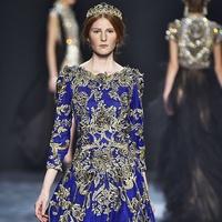 Marchesa fall 2016 runway show look 31
