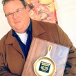 Chris Shepherd Waffle House March 2014 trophy