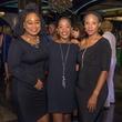 Houston, Writers in the Schools gala, Dec 2016, Myeshia Brown, Juni Langham, Shenese Davis