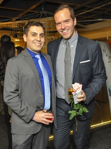 0003, CM Most Eligible party, December 2012, A.J. Mistretta, Paul Pettie