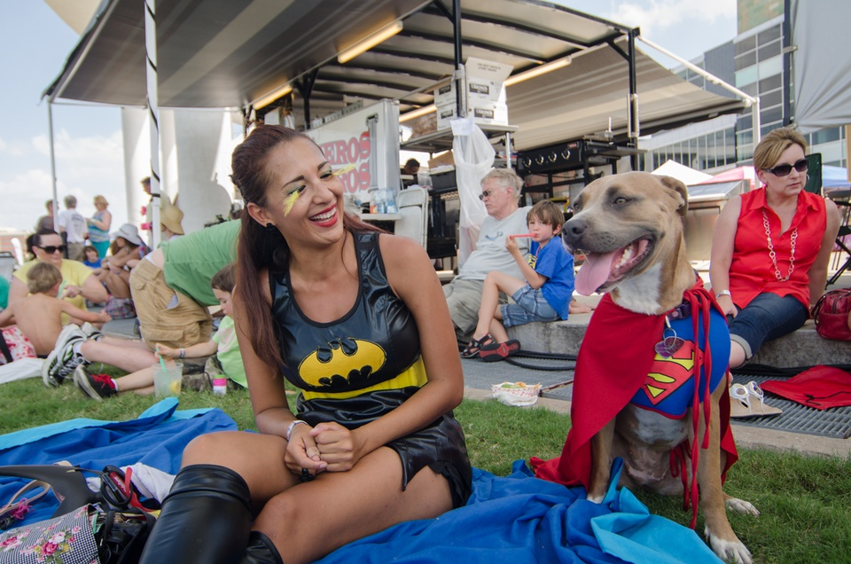 KAW Elisha Infante and her dog Mocha