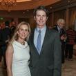 Jessica and Vean Gregg at the Center for Houston's Future dinner November 2014