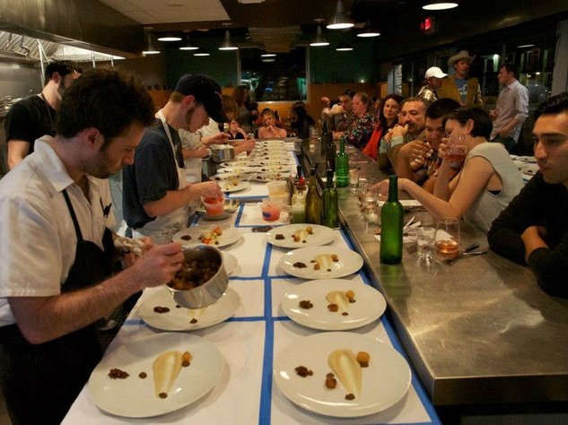 Indie Chefs Week Foreign and Domestic
