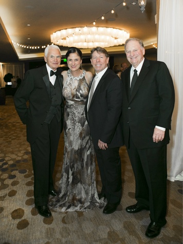Dr. David Bookout, Jamie Nystrom, Dr. Gerald Nystrom, Dr. Harold Kaye