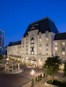 Rosewood Crescent Hotel in Dallas