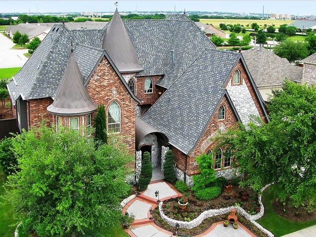 RENTCafe Most Expensive Rental Homes Texas September 2015 Frisco house 10584 Tobias Lane 75034