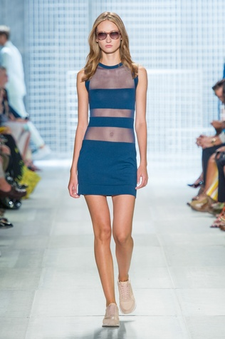 Lacoste spring 2014 collection look 22