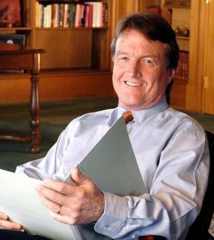 UT Austin president Bill Powers