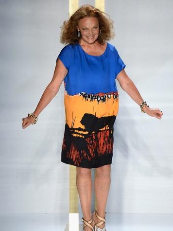 Fashion Week spring summer 2014 3 Diane von Furstenberg