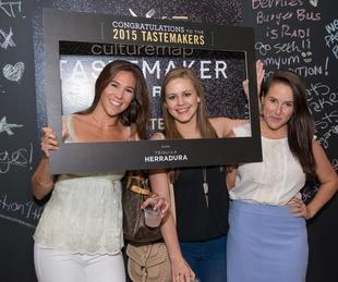 Houston, Tastemakers, May 2015, Julie Marin, Aimme Putnam, Katy Dunbar