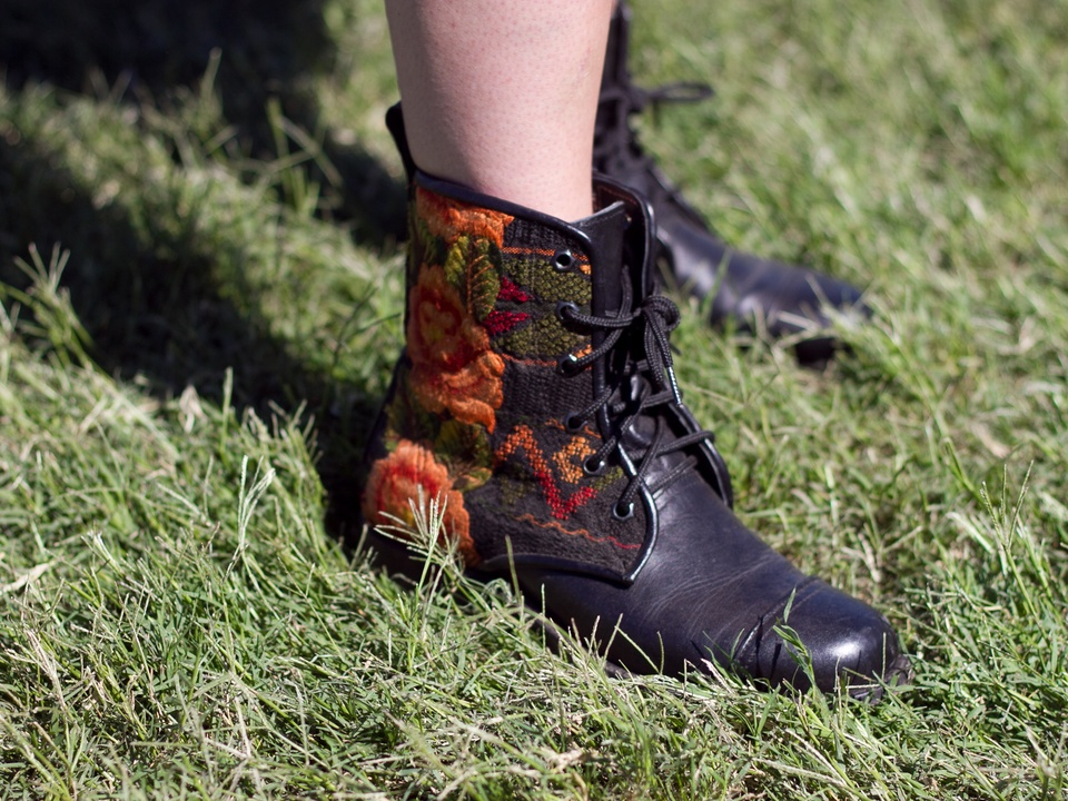 Austin City Limits ACL 2014 Fashion Style Keely Moore Teysha Boots