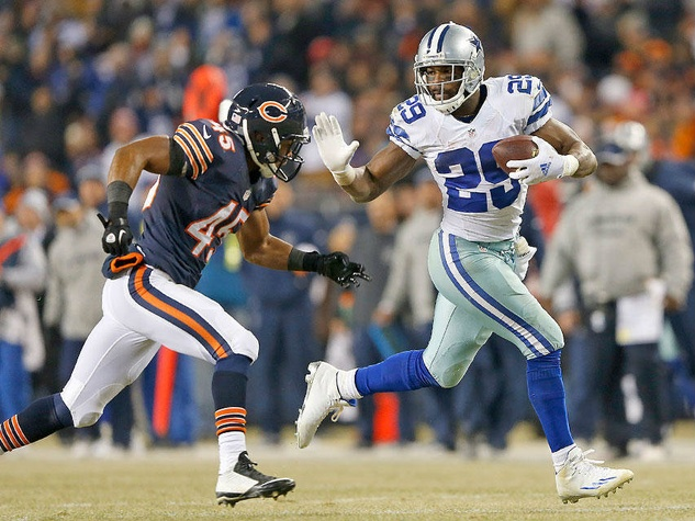 DeMarco Murray of the Dallas Cowboys