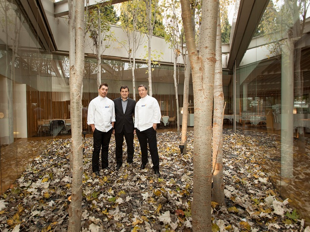 Joan Roca coming to Houston May 2014 Roca brothers - Outside El Celler Can Roca