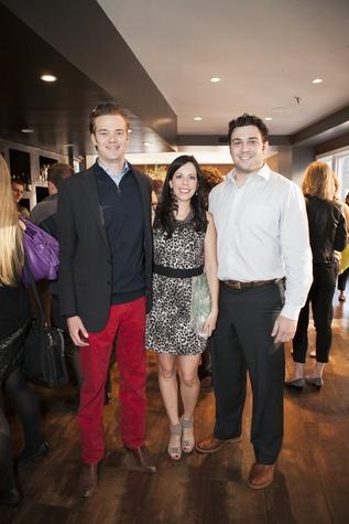Dan Hunt, Laura Reeder, Gavin Loehr, culturmap dallas social, the woolworth