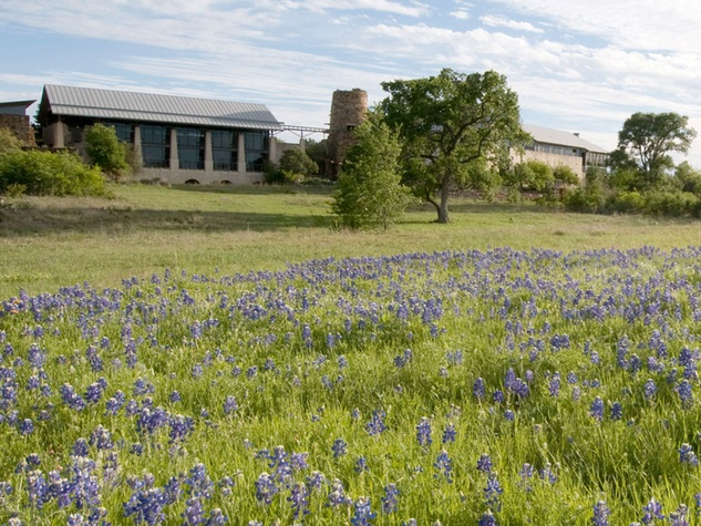 Photo of Lady Bird Johnson Wildflower Center