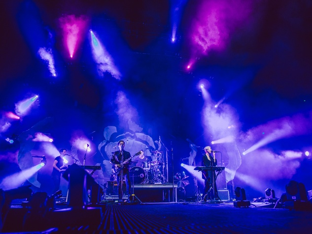 Imagine Dragons in Austin 2014 10