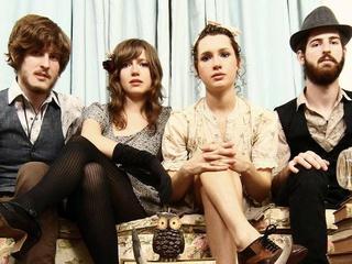 American folk band The Vespers